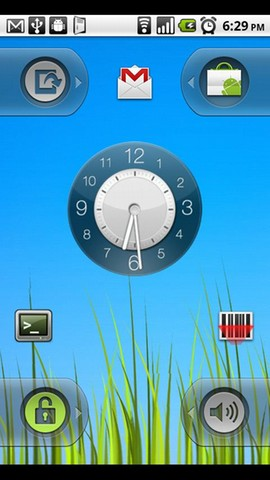 [WIDGET] WIDGETLOCKER : Locksreen personnalisable [Payant]  Screen23