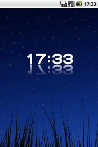 [WIDGET] D-CLOCK [gratuit] Screen25