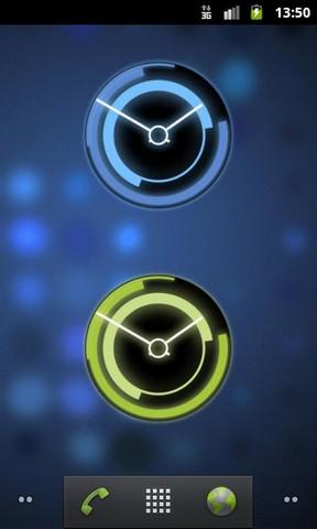 [WIDGET] HONEYCOMB CLOCK : Horloge honeycomb [Gratuit/Payant] Screen42