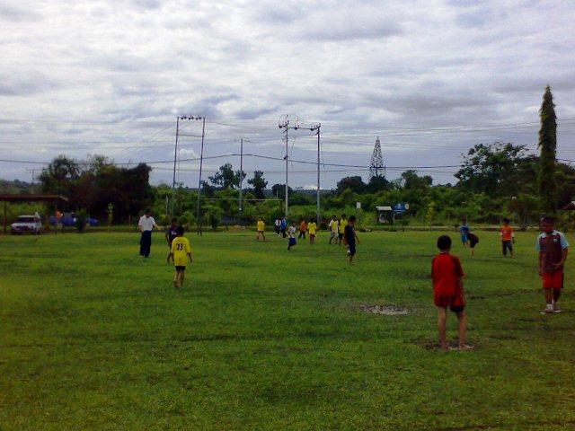 Pertandingan Bola Sepak & Bola Jaring Tahun 4 & 5 (3nov10) 03112016