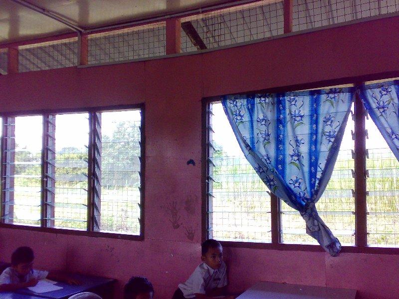 Bangunan sekolah yg perlu dibaiki 12022013