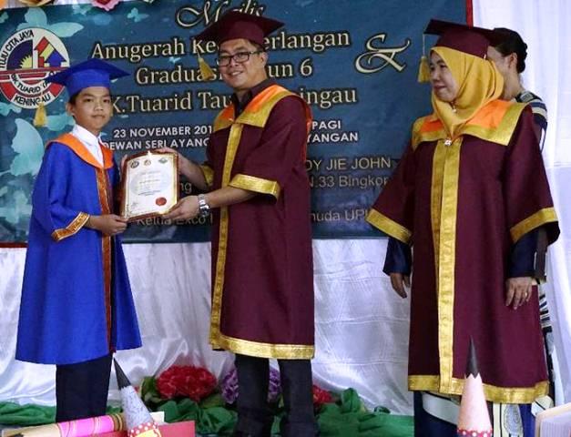 Majlis Kecemerlangan & Graduasi Tahun 6 (23nov2017) 23754610