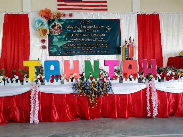 Majlis Kecemerlangan & Graduasi Tahun 6 (23nov2017) Photo_19