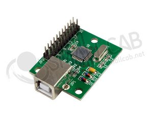 Encodeur Joystick-boutons Xin-mo USB 1 Interf10
