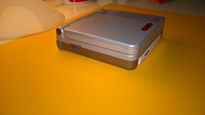 K1 GBA Vs coque GBA SP original Wp_20120