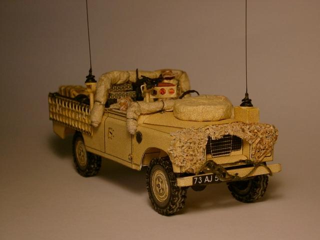 Desert Landy im Einsatz, gebaut von Rolf  Desert10