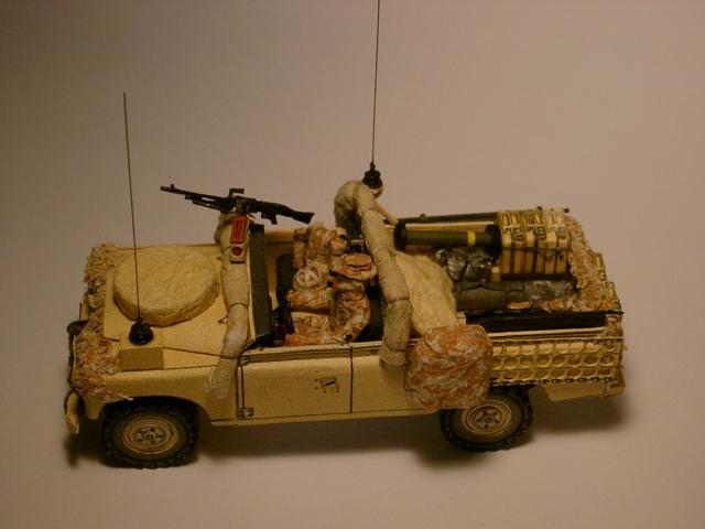 Desert Landy im Einsatz, gebaut von Rolf  Desert13