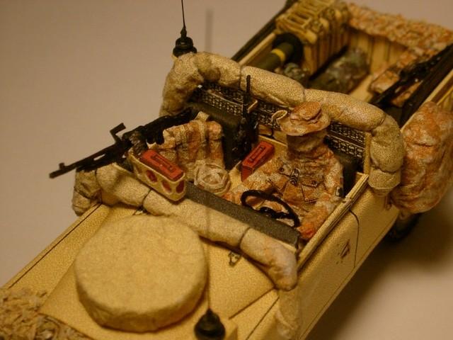 Desert Landy im Einsatz, gebaut von Rolf  Desert14