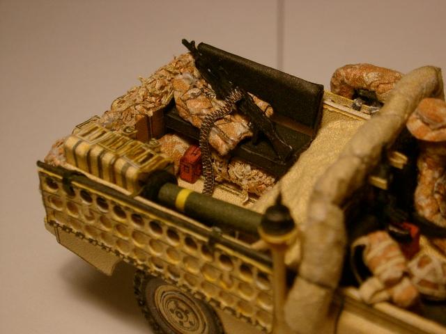 Desert Landy im Einsatz, gebaut von Rolf  Desert15