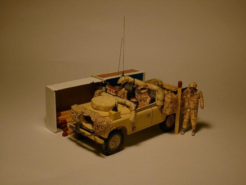 Desert Landy im Einsatz, gebaut von Rolf  Desert19