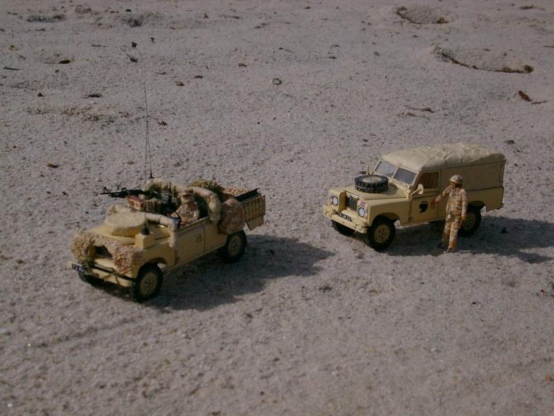 Desert Landy im Einsatz, gebaut von Rolf  - Seite 2 Waste_10