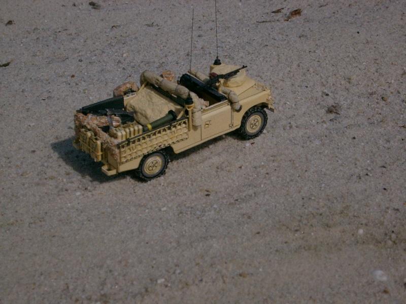 Desert Landy im Einsatz, gebaut von Rolf  - Seite 2 Waste_12