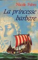 [Fabre, Nicole] La princesse barbare La_pri10