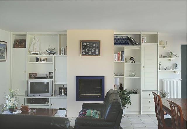 le salon: des meubles pour tout ranger Prioux10