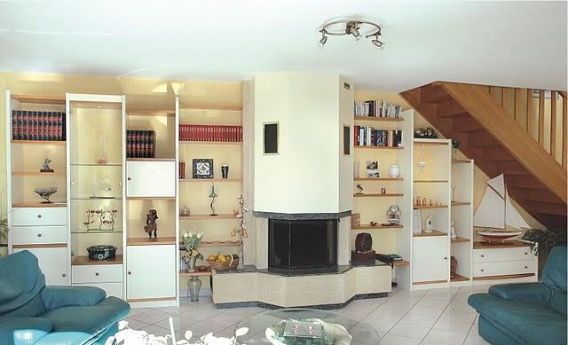 le salon: des meubles pour tout ranger Quelle11