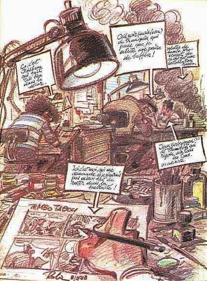 Les BD qui racontent la BD - Page 2 91d57110