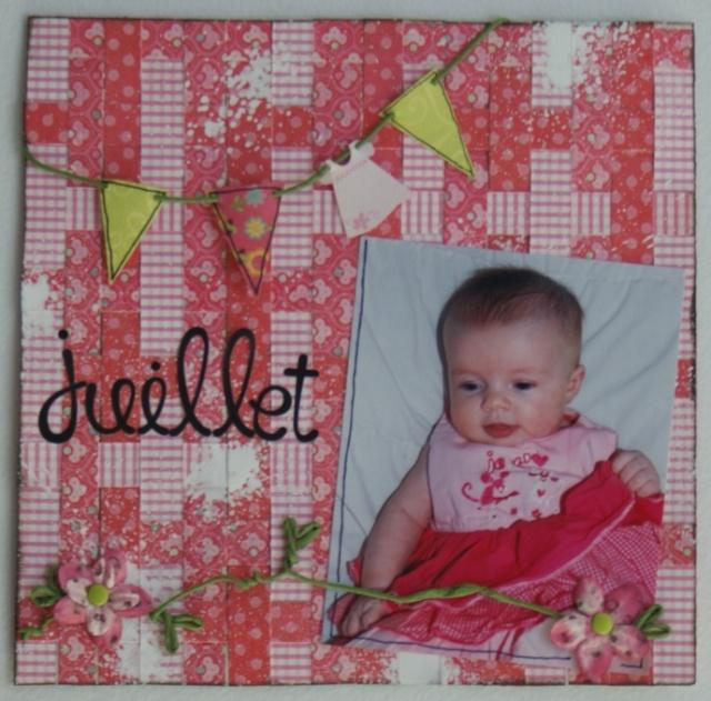 17 mai - 4 pages du crop + 3 pages de calendrier Juille10