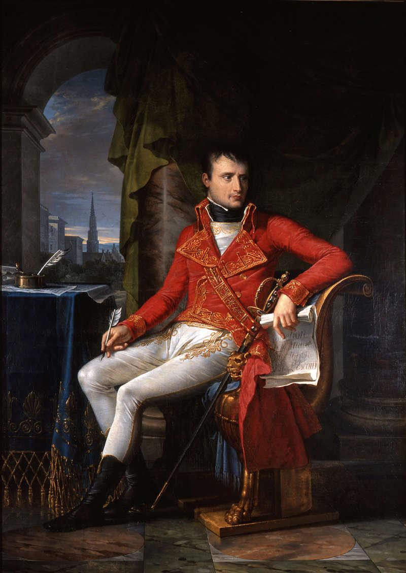Bonaparte Premier Consul - Terminé Meynie10