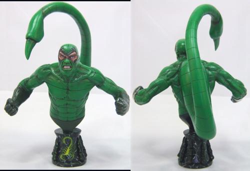 idée de sculpt pour un kit Marvel Finals10