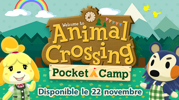 Animal Crossing: Pocket Camp ! 23795010