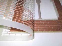 Pour les fans de diorama: les murs en briques faciles Reveal10