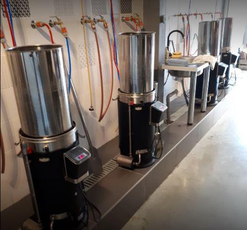 Ma première bière -Micobrasserie Belbeuf/Seine-Maritime Atelie10