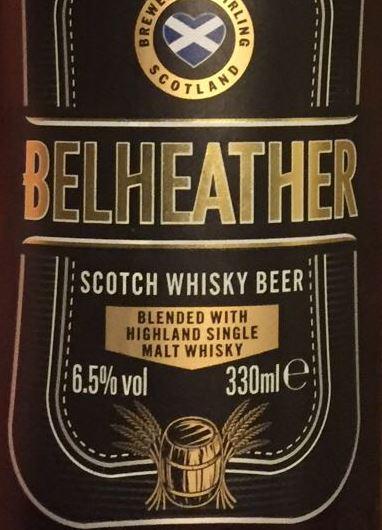 Ce n'est pas un fût mais une nouvelle écossaise Belheather Belhea10