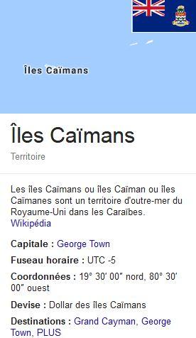 Îles Caïmans Caiman10