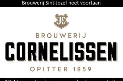 Bière PAX brasserie St Joseph Belgique Cornel10