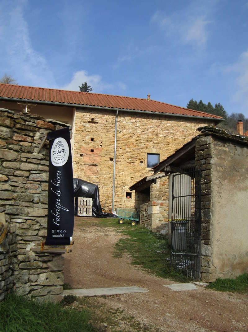 Zouaffe - Brasserie de Cluny Img_2619