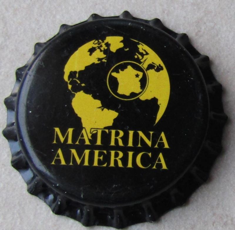 Matrina America bis 2018 Matrin12