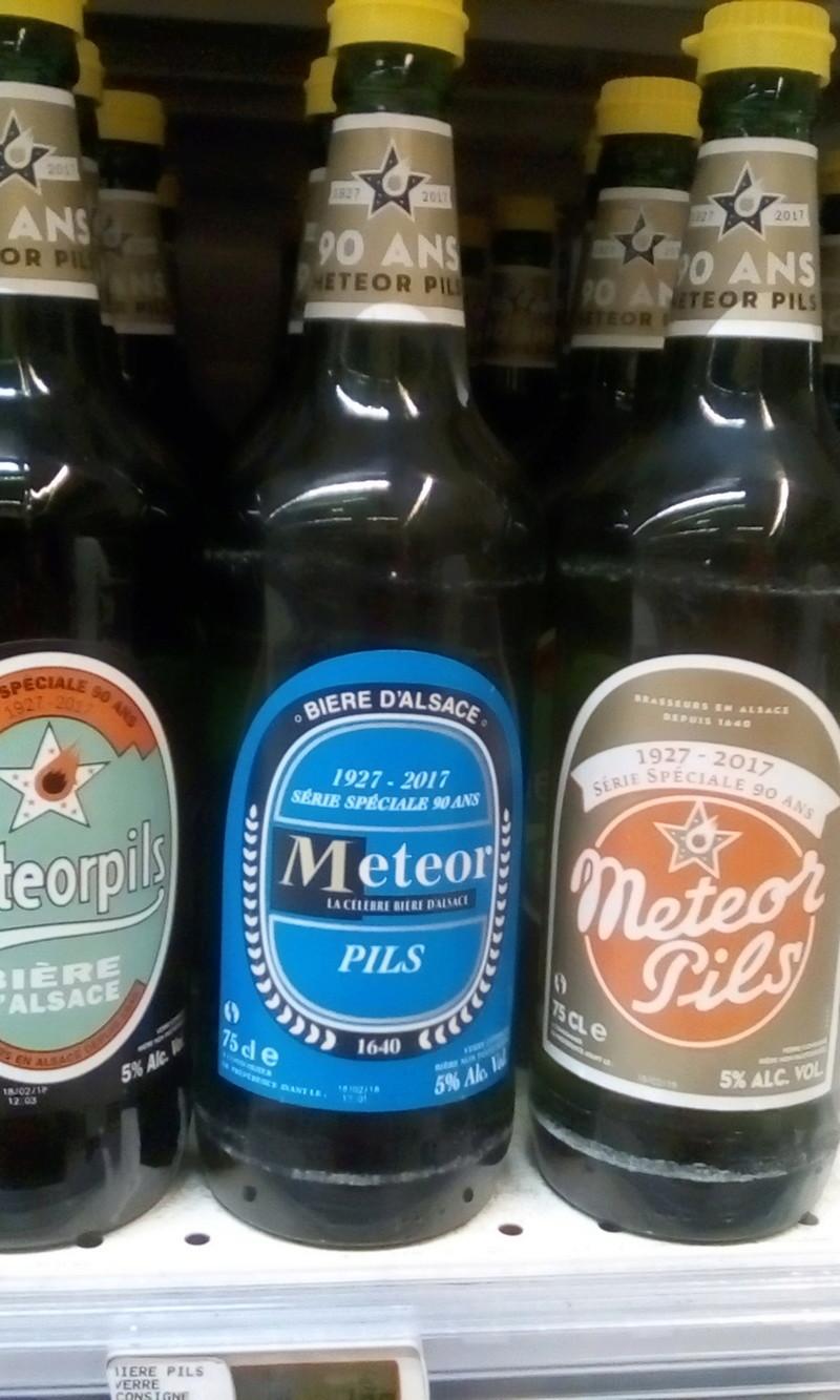 Meteor célèbre les 90 ans de sa bière pils Meteor10