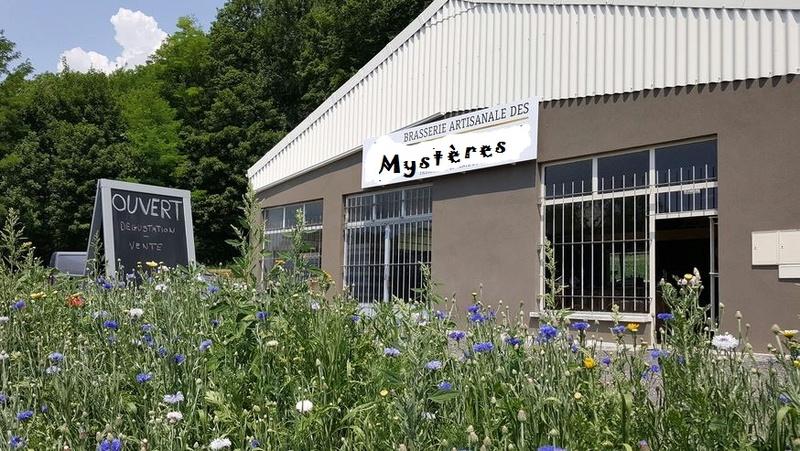 Brasserie des Quatre Pays- mystère de noël Q510