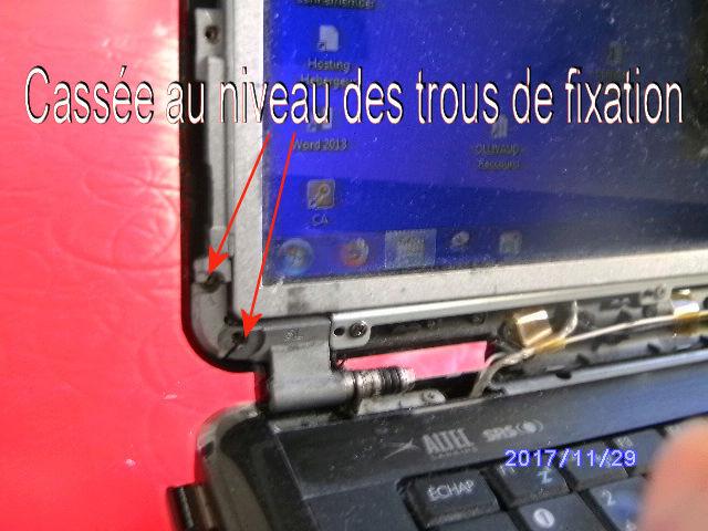 Réparer charnière cassée sur PC portable Mon_pc10