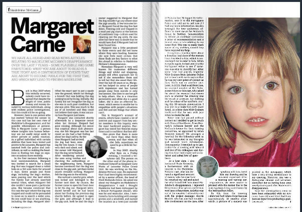 Madeleine McCann 'snatched by wobbly fat woman and is still alive', psychic claims B4fnd210
