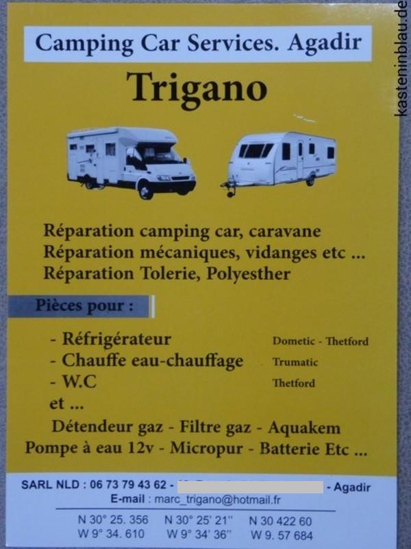 [Maroc/Commerces] Réparation C Car Marc Trigano à Agadir  Trigan10