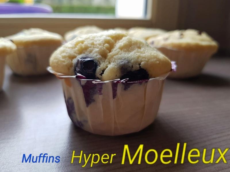 Muffins hyper moelleux  247fd410