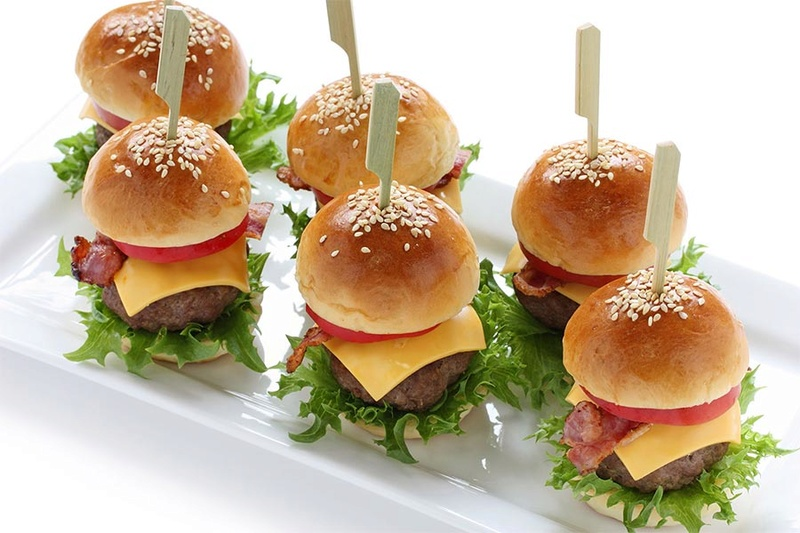 Mini burgers  F9dd3310