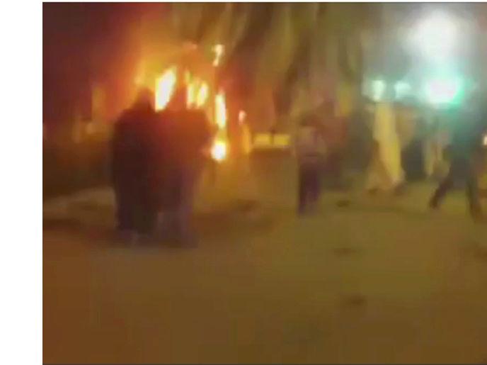 ليبيا.. مقتل 22 بانفجار سيارتين ملغومتين في بنغازي 613db010