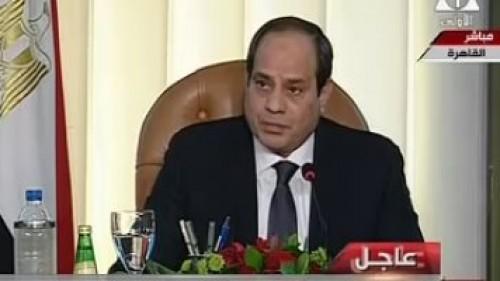 الرئيس السيسي المؤسسات التى تهدم لا تعود.. وانظروا لأفغانستان والصومال T1516313