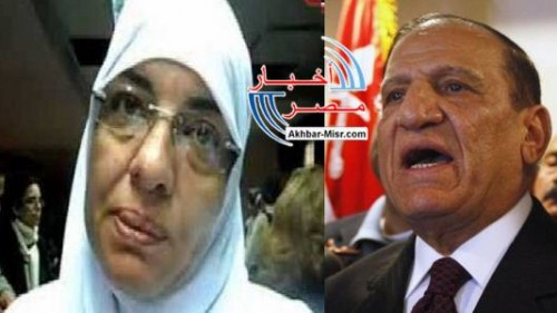 الإخوانية الشهيرة عزة الجرف تبايع سامي عنان رئيساً لمصر .. وتكشف مفاجأة مدوية بشأن مرسي T1516610