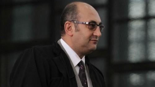 حملة خالد علي تعلن موقفه من الانتخابات الرئاسية في مؤتمر صحفي T1516712