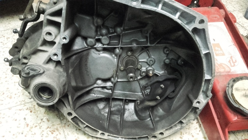[ peugeot 206 1.4 hdi an 2003 ] remplacement embrayage ( TUTO ) 20180323