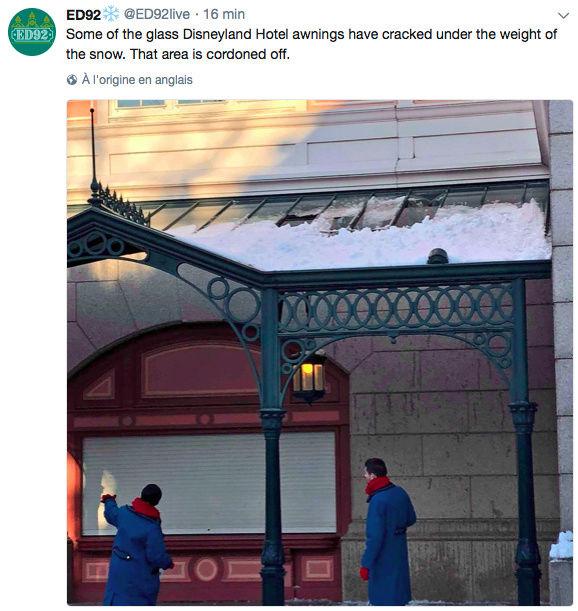 Les dégâts causés par les aléas climatiques à Disneyland Paris - Page 8 Captur14
