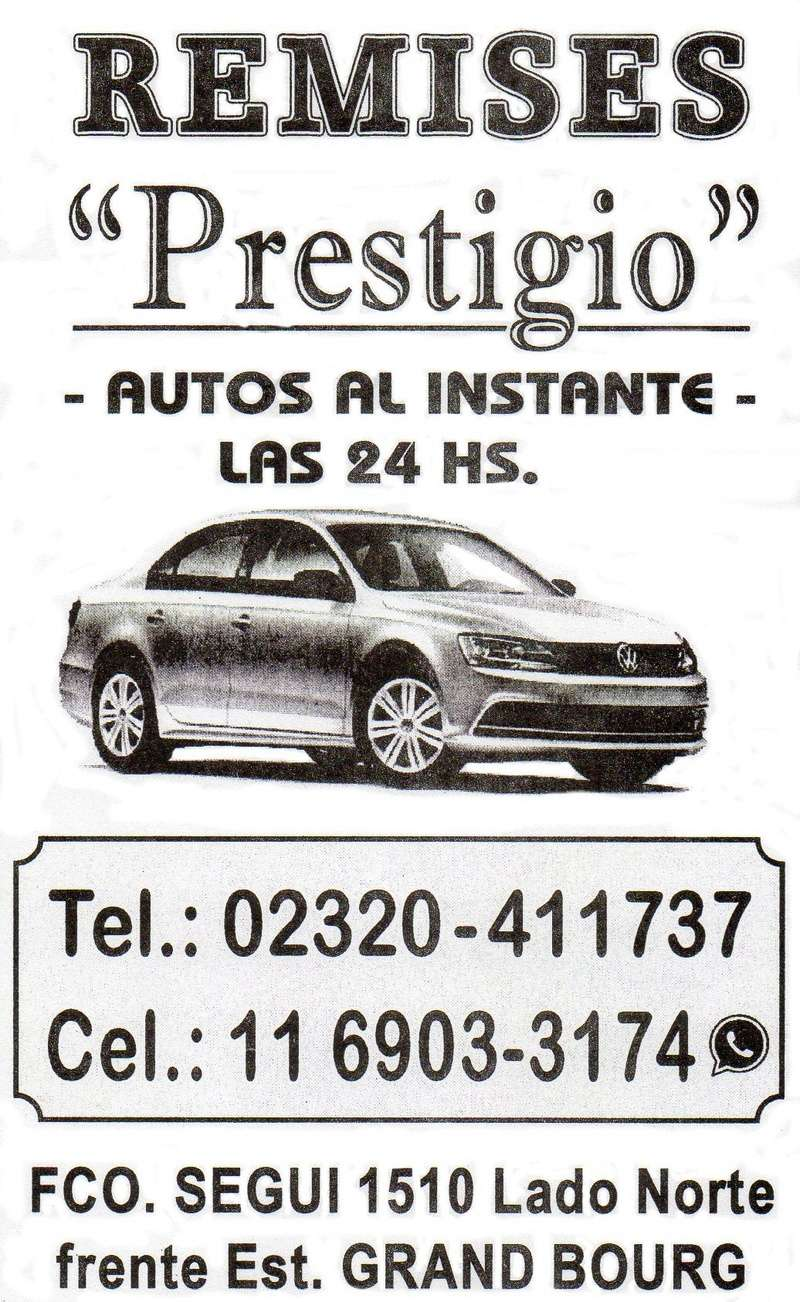 "bourg - En Grand Bourg: Remises ""Prestigio"". Aviso_38"