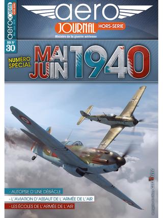 Mai juin40...histoire d'une debacle / HS Aero journal Img_2310