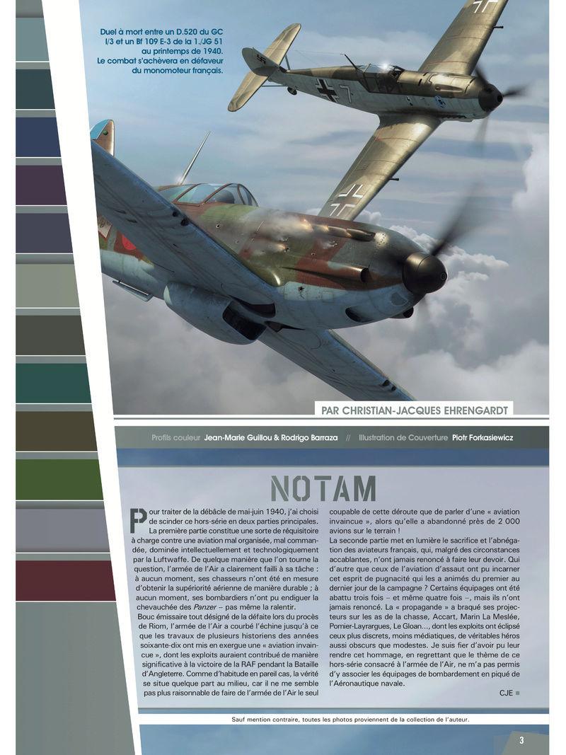 Mai juin40...histoire d'une debacle / HS Aero journal Img_2315