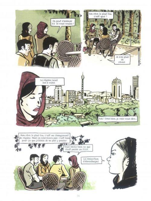 Love story à l'iranienne [Deuxard, Jane & Deloupy] Album-10