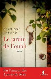 [Editions Charleston] Le jardin de l'oubli de Clarisse Sabard Tylych16