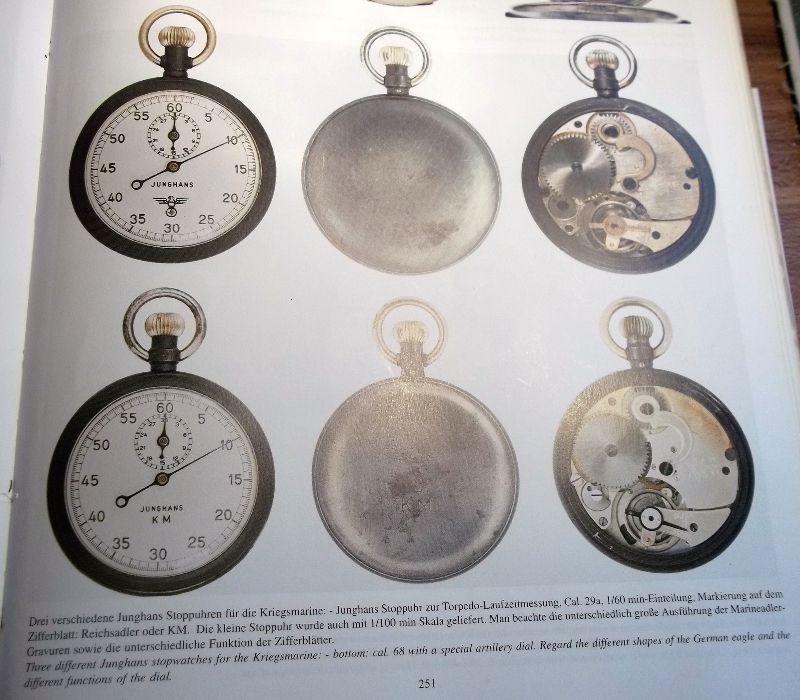 Chronographe Allemand Stop10